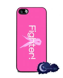 Breast Cancer Pink Ribbon   iPhone 4/4s Slim Case Cell Phone Cover