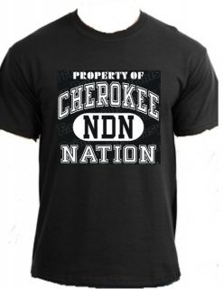 PROPERTY OF CHEROKEE INDIAN NATION American Indian Trading Post Pow