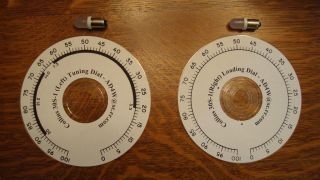Dials and LED backlights for the Collins 30S 1 Ham Radio Linear amp