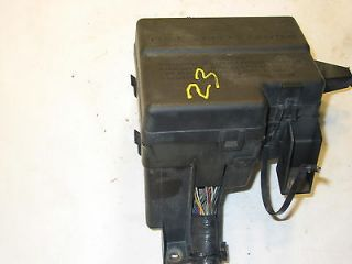 02 NEON FUSE BOX (Fits 2002 Dodge)