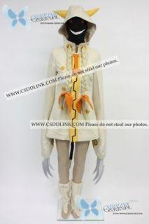 Blazblue Taokaka Cosplay costume custom made 1229