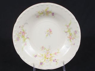Crooksville China Spring Blossom   8 Coupe Soup Bowl   6 Available