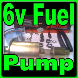 volt Fuel Pump for a Chevrolet 1925 1926 1927 1928 1929 primary
