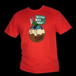 Lampoons CHRISTMAS VACATION   Chevy Chase cousin Eddie film t shirt
