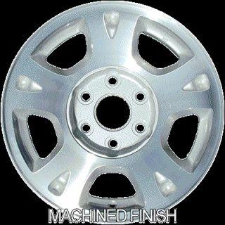 2002 2006 Chevrolet Avalanche 17 inch Alloy Wheel