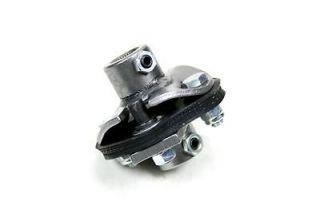 Steering Coupler Adapter Rag Joint Steel Natural 3/4 36 Spline Chevy