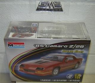 MONOGRAM Model kit 4015 1/24 1985 CAMARO Z28 GMS CUSTOMS HOBBY OUTLET