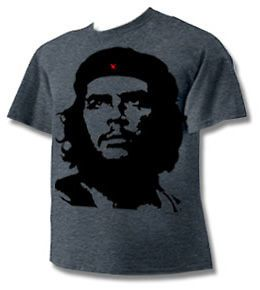 Che Guevara Classic Splatter T Shirt Mens 2XL Black NEW