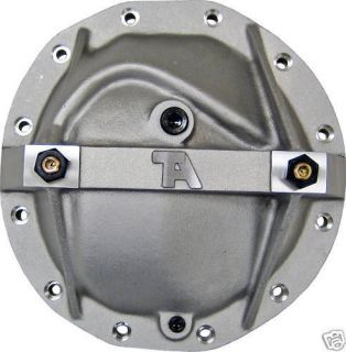 TA PERFORMANCE REAR END COVER GIRDLE 12 BOLT CHEVY 1965 UP # 1810