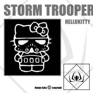 Hello Kitty Car Windows wall iPad Sticker Decal Graphic Vinyl 6star