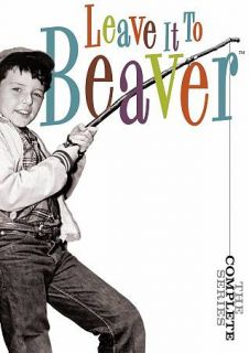 Leave It to Beaver The Complete Series (DVD, 2010, 37 Disc Set)