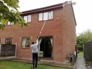 13FT WATER FED WINDOW CLEANING POLE SQUEEGEE KIT