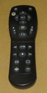 Remote control for Chrysler Dodge Rear Dvd Player RSE TV Monitor