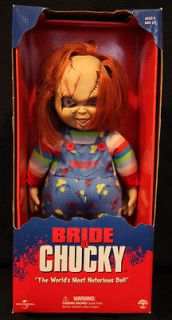 THE BRIDE OF CHUCKY DOLL NEW 16 CHILDS PLAY GOOD GUYS MOVIE MANIAC