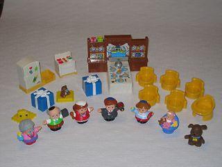 Little People Hanukkah Holiday Playset Chanukah Menorah Complete