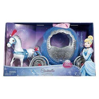 Disney Princess Cinderella Transforming Pumpkin Carriage with Deluxe
