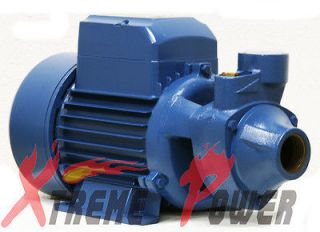 ALUMINUM 1HP ELECTRIC WATER PUMP POOL FARM POND