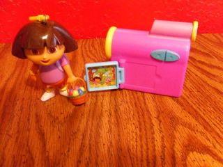 Dora the Explorer Candy Holder Easter Cake Topper Dora Birthday