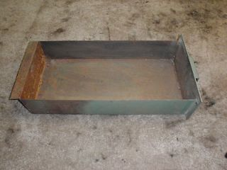 WOOD STOVE ASH DRAWER BOX TRAY FIRE PLACE FURNACE HEATING