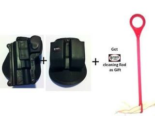 and Mag Pouch CZ 75 , 75B,75BD,85 cadet 22 6909 + cleaning Rod