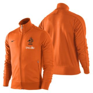 Nike Holland   Netherlands EURO 2012 LU Soccer Jacket Brand New Black