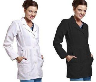 Womens Ermance lighweight Coat Lab Coat 7004A Choose color/size