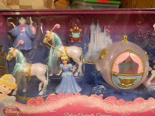 cinderella carriage toy