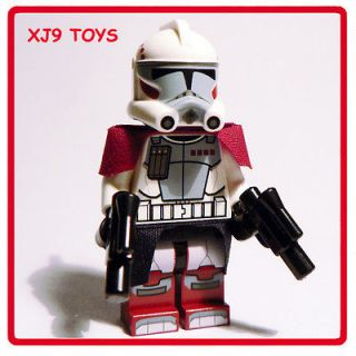 LEGO STAR WARS Elite Clone ARC Trooper Commander Minifig 9488