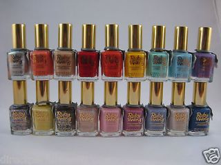 Solar Color Changing Nail Polish 0.5oz   18 Club Colors To Choose From