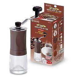 Ceramic CM 45CF Manual Hand Coffee Grinder  from Japan