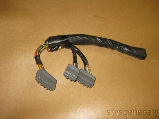 92 93 Acura Integra OEM ecu engine computer plugs wires cut Ls Rs Gsr