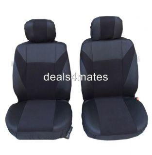 FABRIC SEAT COVERS FOR VW GOLF MK2 MK3 MK4 MK5 3 4 5