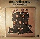LOS HISPANOS CANTA GUSTAVO QUINTERO ATAQUE LP RARE COLOMBIA IMPORT