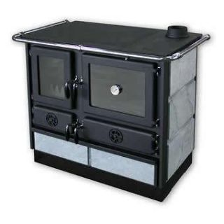 Wood/Coal Burning Cook Stove MAGNUM Soap Stone