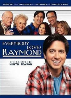 Loves Raymond Complete Season 9 DVD Comedy TV Series Region 2 New