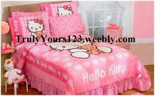 hello kitty bedding full