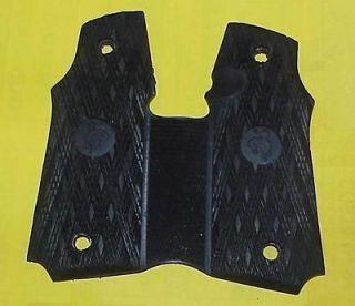 COLT MODEL1911 BLACK GRIP SET CUSTOM