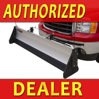 1996 F 150 PICKUP TRUCK SnowSport HD 84 inch Utility Plow Complete Kit