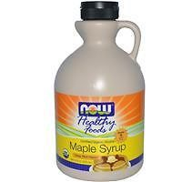 Now Foods, Healthy Foods, Maple Syrup, Grade B, 32 fl oz (946 ml)
