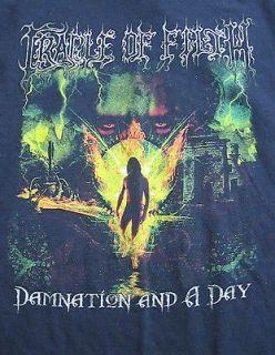 Cradle Of Filth) (tour,concert,vintage,rare) (shirt,hoodie,sweatshirt