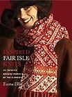 Inspired Fair Isle Knits 20 Creative Designs Inspired by the Elements