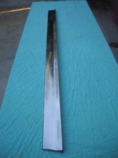 cadillac coupe deville door molding,74,75, 76