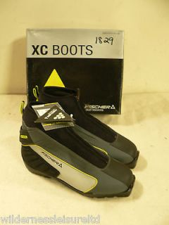 XC Vitalis Nordic Ski Boots SNS Profile or Salomon Binding All Sizes