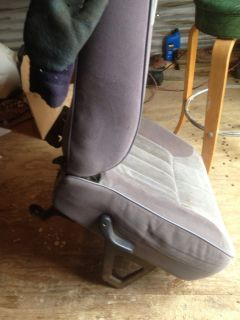 passenger seat dodge ram 1500 grey Manual Seat Ask For Shipping Cost