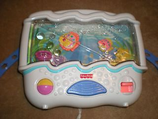 Price Ocean Wonders Aquarium Crib Baby Soother Toy Music Sounds Lights