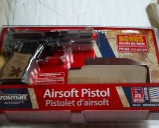 Crosman stinger p9 airsoft pistol