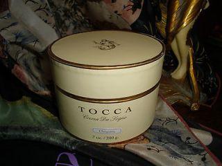 Tocca Cleopatra CREMA DA SOGNO 7 OZ CREAM SHEA & COCOA BUTTER FROM