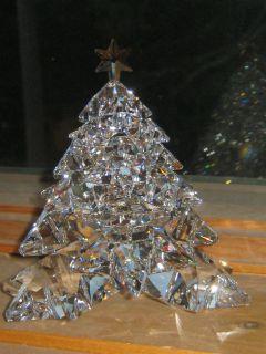 SWAROVSKI Crystal Figurine SHINING STAR Christmas Tree New 2012