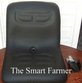 Universal Seat with Brackets for Compact Tractors