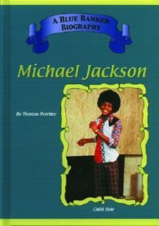 Michael Jackson Child Stars (Blue Banner Biographies)
